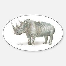 Rhino Decal