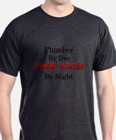 Plumber/Zombie Hunter T-Shirt