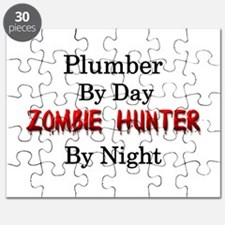 Plumber/Zombie Hunter Puzzle