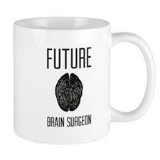 Future Brain Surgeon Coffee Mugs