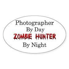 Photographer/Zombie Hunter Decal