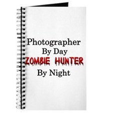 Photographer/Zombie Hunter Journal
