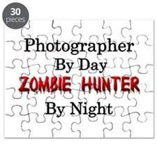 Photographer/Zombie Hunter Puzzle