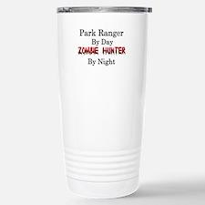 Park Ranger/Zombie Hunt Travel Mug