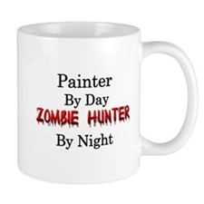 Painter/Zombie Hunter Mug