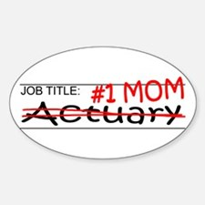 Job Mom Actuary Decal