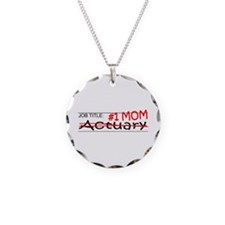 Job Mom Actuary Necklace