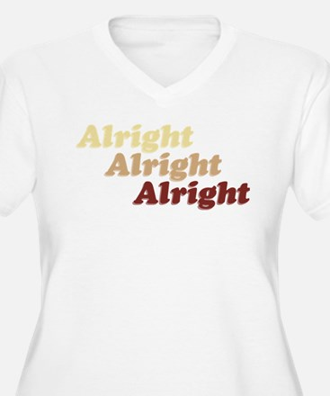 Alright Plus Size T-Shirt