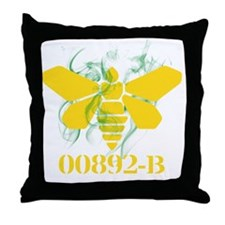 Methylamine  Throw Pillow