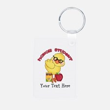 PD Honor Student Chick Keychains