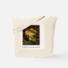 Yellow Chanterelle#2 Tote Bag