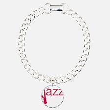 Red Jazz Bracelet