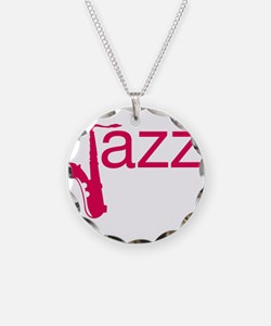 Red Jazz Necklace