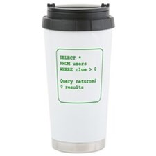 Cute Code Travel Mug