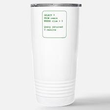 Funny Funny programmer Travel Mug
