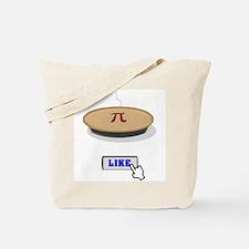 I Like Pi(e) Tote Bag