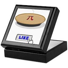I Like Pi(e) Keepsake Box