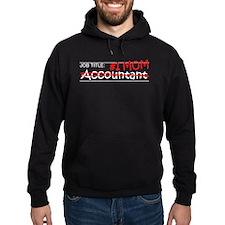 Job Mom Accountant Hoodie