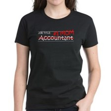 Job Mom Accountant Tee
