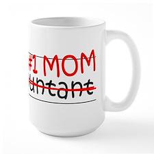 Job Mom Accountant Mug