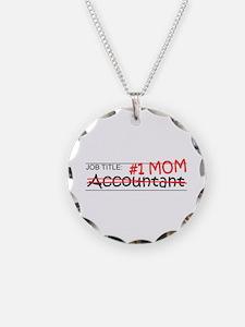 Job Mom Accountant Necklace