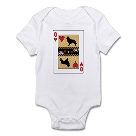 Queen Tervuren Infant Bodysuit