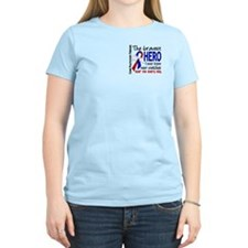 Pulmonary Fibrosis Bravest H T-Shirt