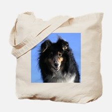 sheltie01 Tote Bag