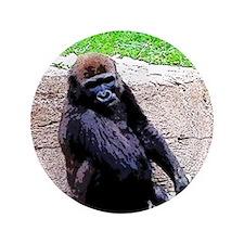 """Little Kong 3.5"""" Button"""