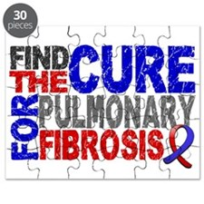 Pulmonary Fibrosis Find the Cure Puzzle