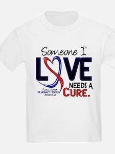 Pulmonary Fibrosis Needs a Cure T-Shirt