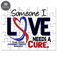 Pulmonary Fibrosis Needs a Cure 2 Puzzle