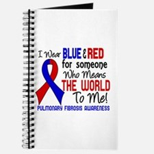 Pulmonary Fibrosis Means World to Me 2 Journal