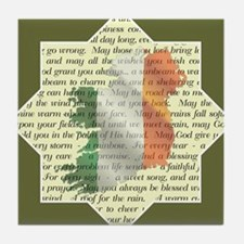 IRISH BLESSINGS Tile Coaster