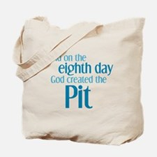Pit Creation Tote Bag