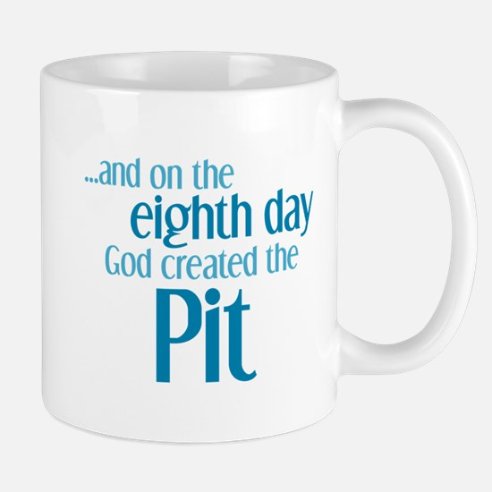 Pit Creation Mug