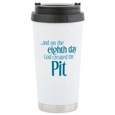 Pit Creation Travel Mug