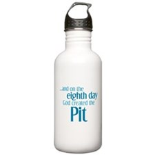 Pit Creation Water Bottle