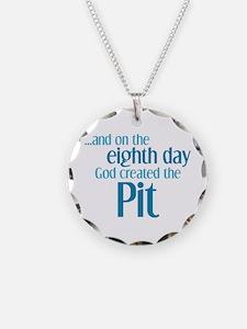 Pit Creation Necklace