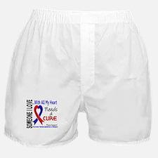 Pulmonary Fibrosis Needs a Cure 3 Boxer Shorts