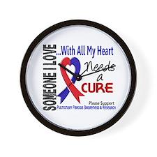 Pulmonary Fibrosis Needs a Cure 3 Wall Clock