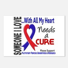 Pulmonary Fibrosis Needs Postcards (Package of 8)