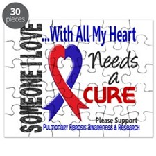 Pulmonary Fibrosis Needs a Cure 3 Puzzle