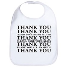 Thank You Speech Bib