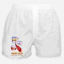broadway1953.PNG Boxer Shorts