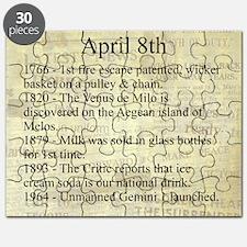 April 8th Puzzle