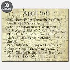 April 3rd Puzzle