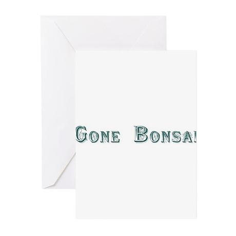 Gone Bonsai Greeting Cards (Pk of 10)