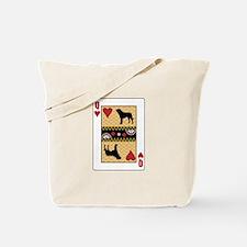 Queen Anatolian Tote Bag