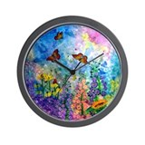 Butterfly wall Basic Clocks